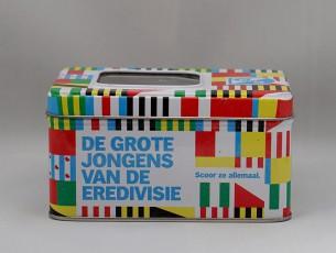 オランダのブリキ缶