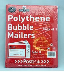 Royal Mailプチプチ封筒