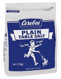 Cerebos Plain 1kg