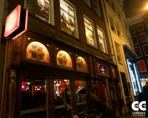 Cannabis Culture in Amsterdam: Coffee Shop Crawl